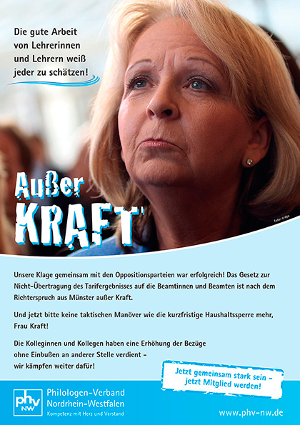 PhV NW Plakat Kraft
